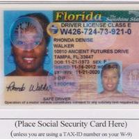 Notary Public in Tampa, Florida 33647, Rhonda Walker