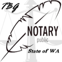 Notary Public in Federal Way, Washington 98023, TERRY GEORGE
