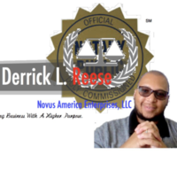 Notary Public in North Charleston, South Carolina 29405, Derrick Reese