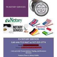 Notary Public in The Bronx, New York 10455, Pamela States-Atkinson
