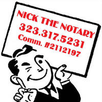 Notary Public in Los Angeles, California 90035, Nicholas   Kafantaris