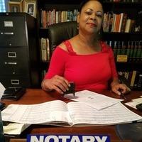 Notary Public in Dallas, Texas 75287, Carlene Smith