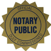 Notary Public in Blissfield, Michigan 49228, Robert Eardley